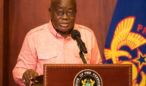 Ghana president calls for tolerance as parliament considers anti-LGBT+ law