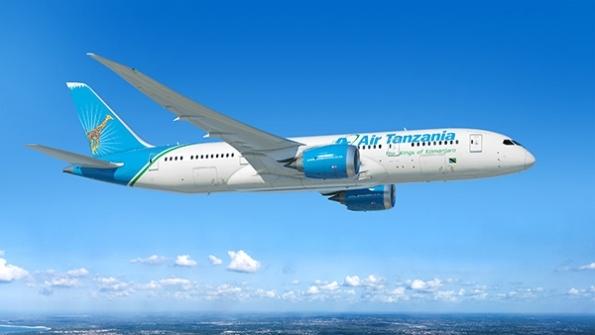 Air Tanzania Suspends Intl Flights