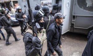 Three Egyptian Police and Four Prisoners Dead In Prison Break
