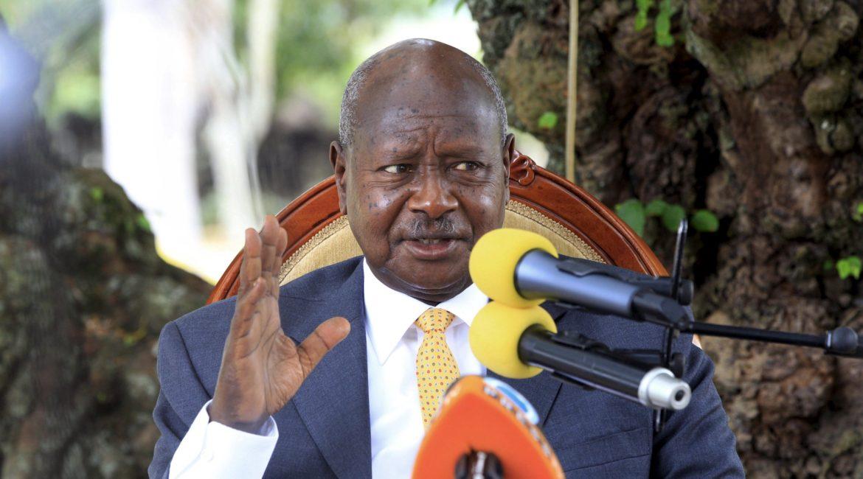 Museveni Suspends Public Transport For 14 Days
