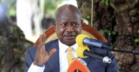 Museveni Suspends Public Transport For 14 Days