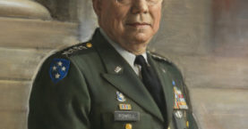 General Colin L. Powell Passed away from COVID-19 related illness