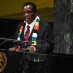 "Mnangagwa Decries ""Unilateral Illegal Sanctions"" in UN Address"