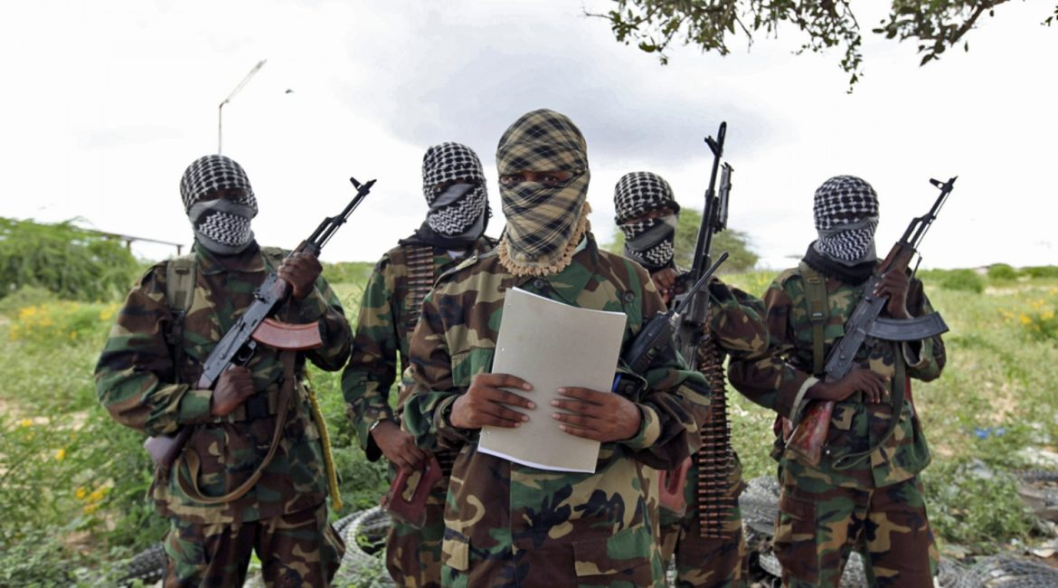 6 Terrorists Slain In Kenya