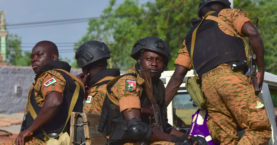 Militants kill eight soldiers, injure five in Burkina Faso attack