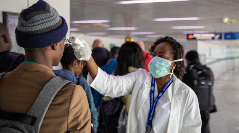 WHO Warns Africa Must 'Wake Up' to Coronavirus Threat