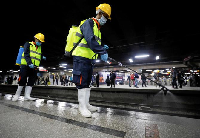 Egypt Announces Nighttime Curfew To Slow Coronavirus