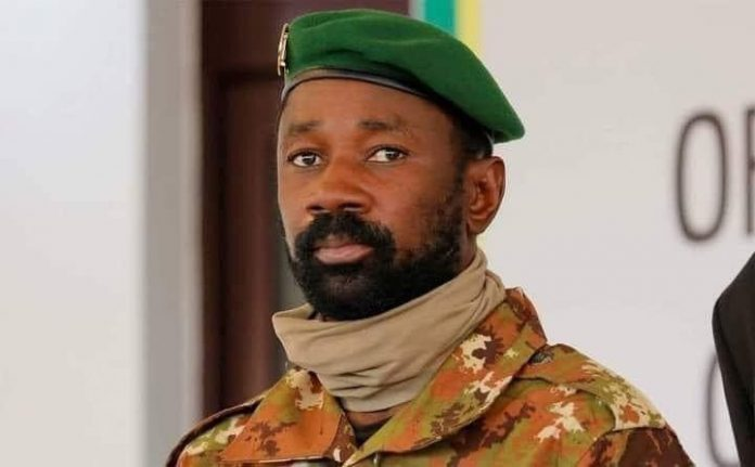 Assimi Goita, Mali junta leader
