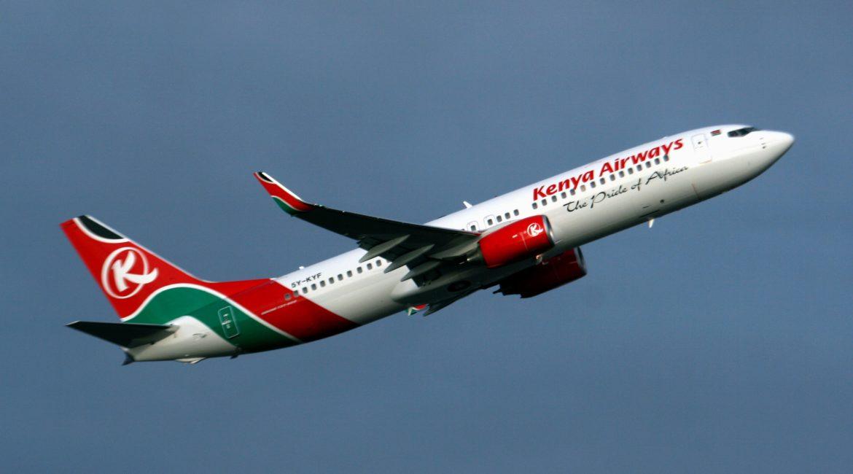 Kenya Airways Flies Domestic After Intl Flight Ban