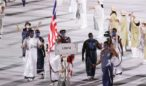 Liberia's Olympic Uniforms Show that Athletes Came to Perform