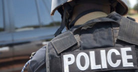 Uganda Police Shoot Two For Violating Movement Ban