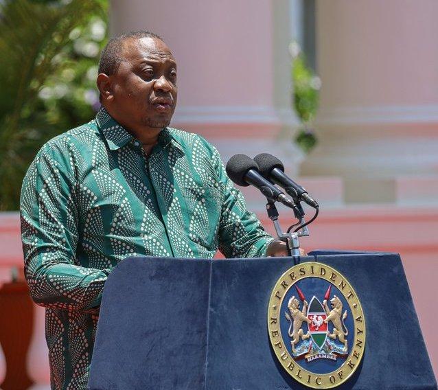 Uhuru Imposes Dusk To Dawn Curfew